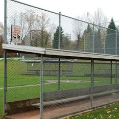 sports facility fencing